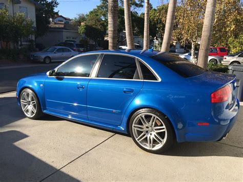 Audi Rs4 For Sale 2008 audi rs4 for sale with 52xxx rennlist