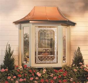 What is a bay or a bow window for Cupola with windows