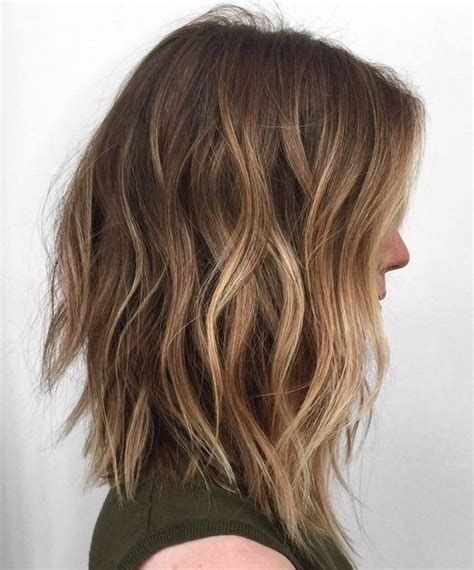 light brown shoulder length hair 10 balayage hairstyles for shoulder length hair medium