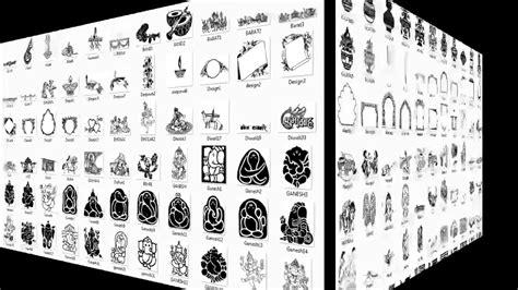 learn coreldraw  hindi wedding card symbols  bill
