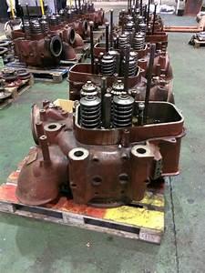 Major Overhaul Of 4 Main Engines Mak 6m43 Power  5 400 Kw