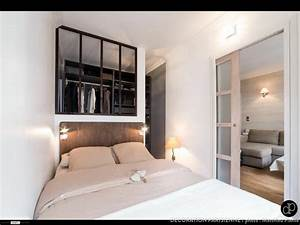 appartement 25 m2 paris ix decoration parisienne cote With amazing comment meubler un petit studio 7 4 idees pour amenager un petit appartement de 30m2