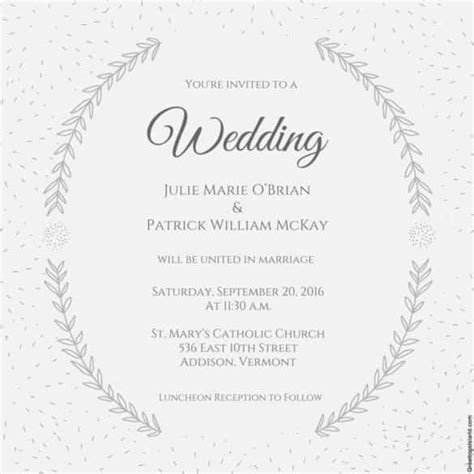 wedding invitations templates doliquid