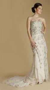 A mix between a indian and american wedding dress loveeee for Indian fusion wedding dress
