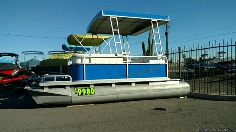 Hard Top Pontoon Boat pontoon hard top boats for sale