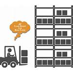 Warehouse Inventory Icon Fulfillment Transparent Icons Control
