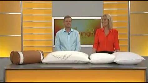 feel my bamboo pillow the original bamboo pillow as seen on tv