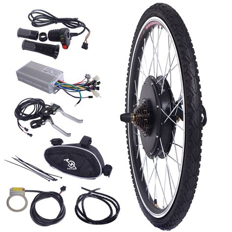 E Bike Electric Motor by 26 48v 1000w Electric Bicycle E Bike Conversion Cycling