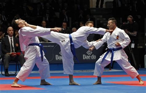 NEWS CENTER - PHOTO GALLERY | WORLD KARATE FEDERATION