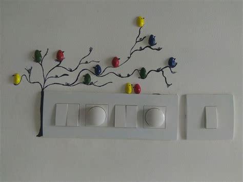 switchboard art   diy wall painting diy wall