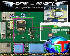Nokia E5 Keypad Ic Diagram