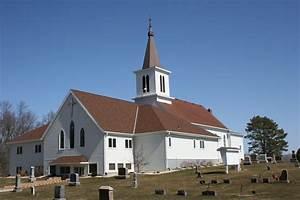 Urland Lutheran Church   Minnesota Prairie Roots