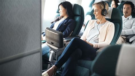 Airline review: Cathay Pacific premium economy