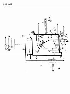 Jeep J20 Wiring Diagram