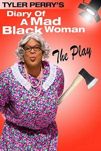 Diary of a Mad Black Woman Tyler Perry Play - Bing images