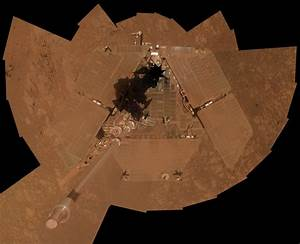 Mars Exploration Rovers Update: Opportunity Finds Mystery ...