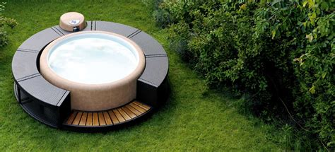 Whirlpool Garten Leise by Softub Der Energiesparsamste Und Mobilste Whirlpool Der