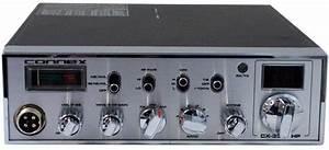 Connex  Cx-3300hp   Fm  Pa  Black  10 Meter Amateur
