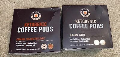 It's more than just a typical weight loss product, and it contains ingredients designed to boost both mental and physical energy and improve general health too. Rapid Fire Ketogenic Coffee Pods Original Blend And Caramel Macchiato Keto | eBay