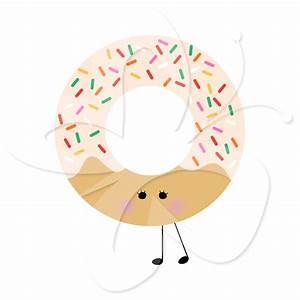 Cute Donut Clipart - Clipart Suggest