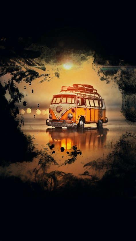 bus antiguo bus antiguo em  iphone wallpaper  iphone wallpapers  screen wallpaper