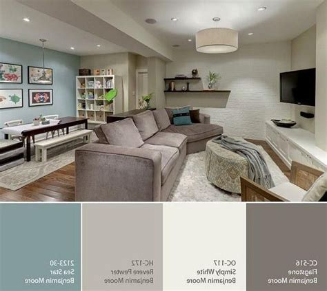 25 best ideas about basement color schemes basement colors basement paint
