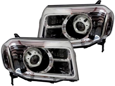 2009-2011 Honda Pilot Hid Retrofit Projector Headlights
