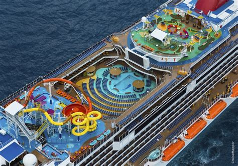 carnival dream deck 12 plan cruisemapper