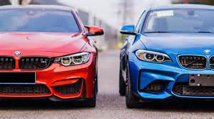 bmw m5 2016 bmw m2 to the m4 for a photoshoot