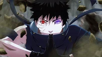Obito Uchiha Naruto Sharingan Anime Rinnegan