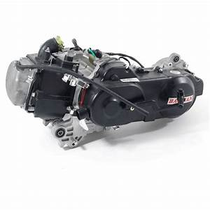 50cc Scooter Engine Bn139qmb With 400mm Case  Short Shaft