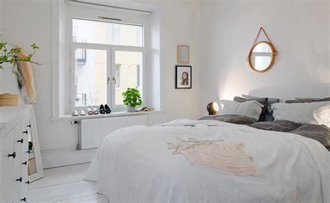 papier peint chambre à coucher sélection de chambres scandinaves shake my