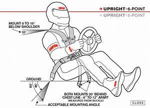 Race Seats  Harness  And Stock Seatbelts