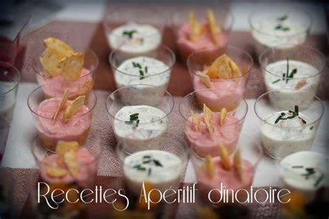 canape apero original recettes apéritif dinatoire
