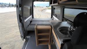 How To Make Rv Cabinets by Osv Bamboo 144 2500 Mercedes Benz Sprinter Youtube