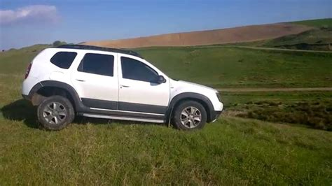 renault duster 4x4 2015 dacia duster 4x4 2015 of road youtube