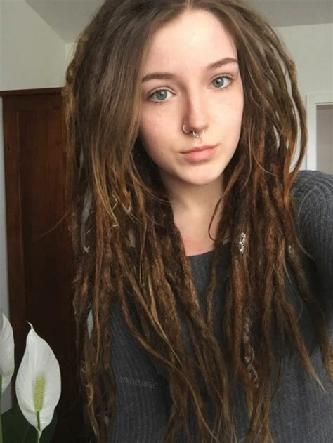 Cute Dread Hairstyles