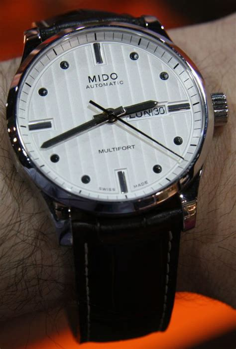 Mido Multifort Gents & Chrono Valjoux Watches For 2009. Unusual Pendant. Scuba Diving Watches. Lotus Rings. Monet Gold Necklace. Blue Topaz Earrings. Pink Pearl Earrings. Seamaster Watches. Mens Bands