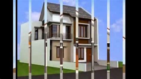 desain rumah minimalis modern idaman   youtube