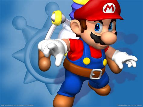 Super Mario Sunshine Wallpapers Hd Wallpapers Id 378