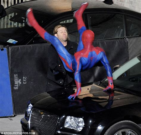 Spider Man Set Pictures Galore SuperHeroHype