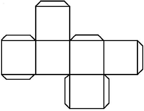 Cube Template I Cube Me In Numbers