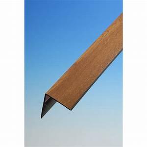 Baguette D Angle Bois 50x50 : corni re pour fen tre et porte fen tre pvc leroy merlin ~ Dailycaller-alerts.com Idées de Décoration