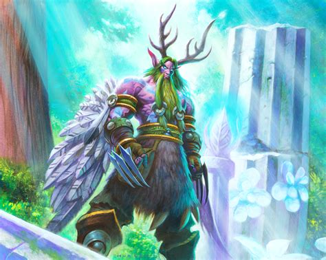 Druid R Deck 2015 by Four Creative Druid Decks In Hearthstone Guide Tips