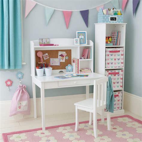 girls white desk and chair whittington desk hutch desks furniture gltc co uk