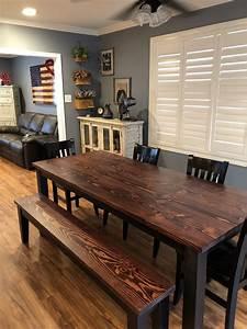 Farmhouse, Tables