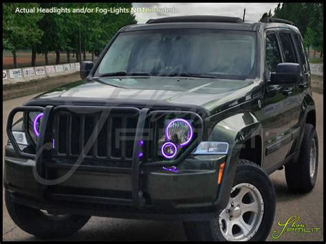 purple jeep liberty image gallery jeep liberty car colors