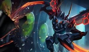 Mecha Kha'Zix Skin - League of Legends Wallpapers
