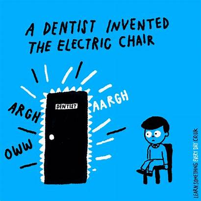 Punishment Gifs Quotes Chair Dentist Giphy Electric