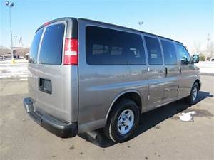 Find Used 2008 Chevrolet Express 1500 All Wheel Drive 8